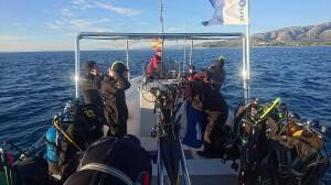 Embarcación Glups Diving