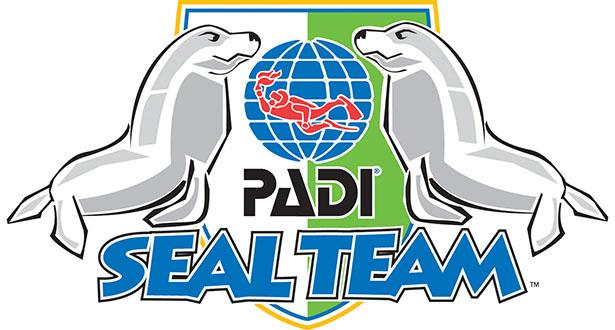 Logo padi seal team