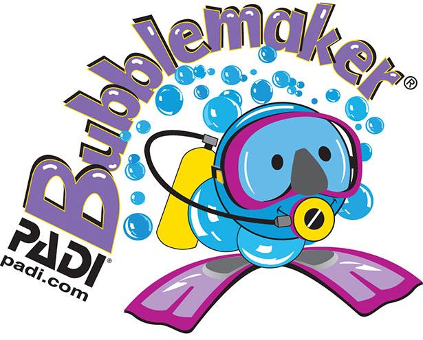 Logo padi bublemaker
